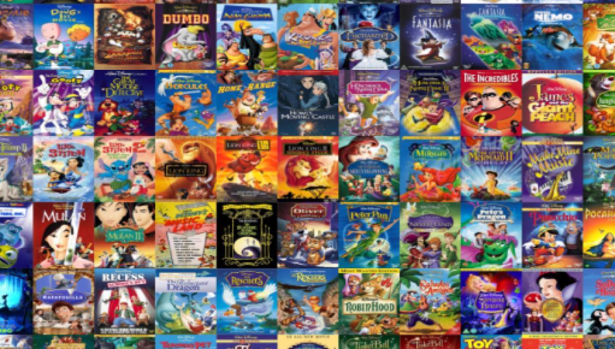 Llegan Las Nuevas Peliculas De Disney
