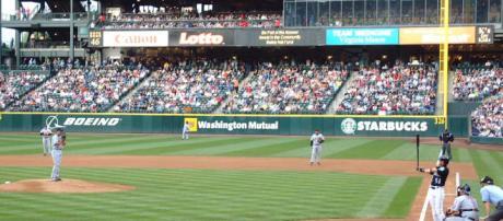 MLB returned last week. (Image Credit- baseball/Wikimedia)