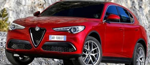 Alfa Romeo Stelvio, a Marzo è seconda nelle vendite segmento D - 4motori.com