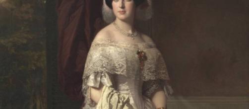 Alicia Koplowitz dona al Prado un retrato femenino de Federico de Madrazo