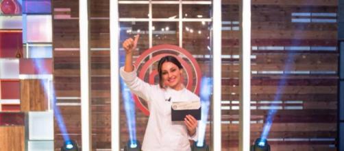 Anna Tatangelo vincitrice di Celebrity Masterchef Italia