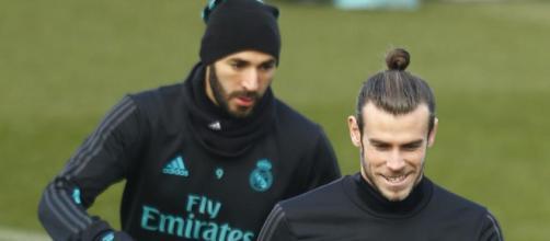 Benzema y Bale ya saben que el Real Madrid los traspasará en verano.