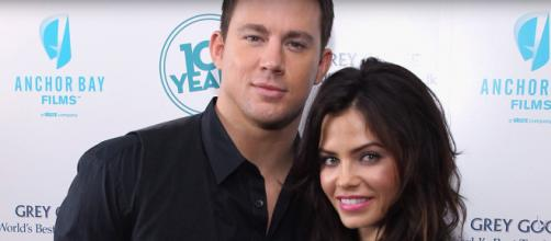 Channing and Jenna Dewan Tatum are the most recent couple to announce their split. Image via: Nicki Swift/ YouTube Screenshot