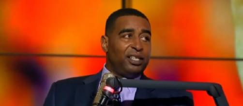 Cris Carter disagrees with Belichick's decision to bench Butler (Image Credit: The Herd with Colin Cowherd/YouTube)