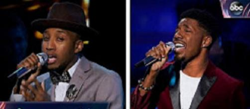 Fine talents and loving fathers of 'American Idol' 2018, Dennis Lorenzo and Marcio Donaldson, take Top 24 slots. Screencap AmericanIdol/YouTube