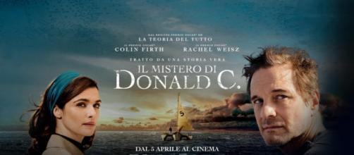 Il Mistero di Donald C. - locandina italiana