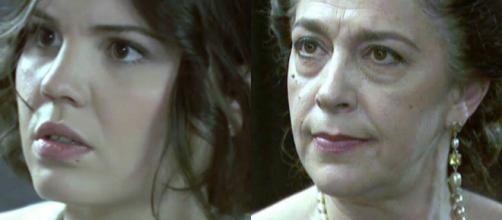 Il Segreto, trame dal 9 al 14 aprile 2018: Marcela minacciata, il brutto gesto di Francisca