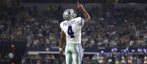 Is the Dak Prescott video being blown out of proportion? [Image via USA Today Sports/YouTube]