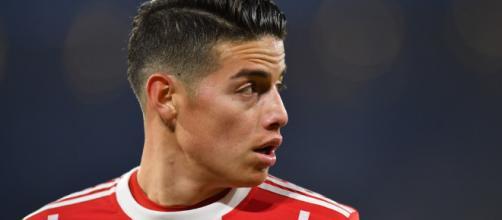 James Rodriguez podría fichar para Liverpool