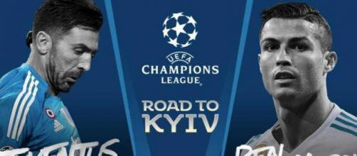 Juventus-Real Madrid, diretta tv in chiaro