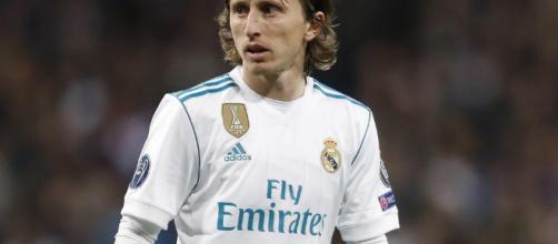 Luka Modric a lâcher quelque révélations sur le club Madrilène en conférence de presse...