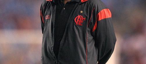O treinador já comandou o Mengão