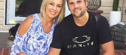 Ryan Edwards And Mackenzie Standifer [Image via Mackenzie Standifer/Instagram]