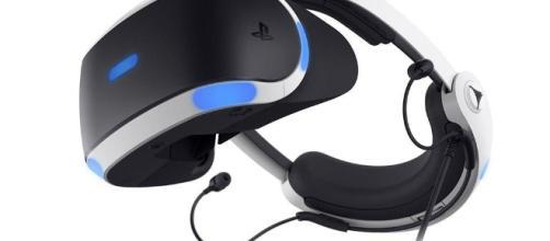 Sony actualiza el visor PlayStation VR con audífonos integrados ... - cnet.com