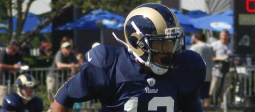 Stedman Bailey dreams of returning from shooting incident to the NFL [Image by Johnmaxmena2 / Commons]