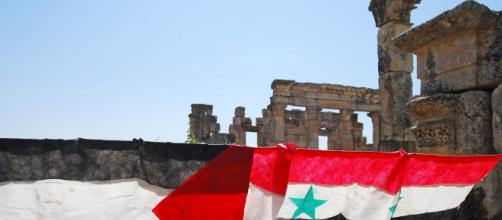 Syrian Flag -- Alessandra Kocman/Flickr
