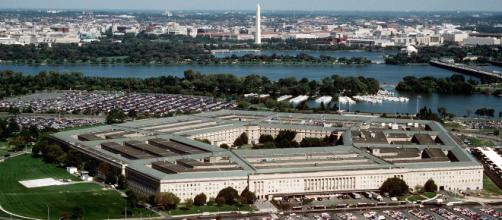 The Pentagon is pushing for Amazon, but lawmakers are not so sure. - [DoD photo by Master Sgt. Ken Hammond, U.S. Air Force. / Wikimedia Commons]