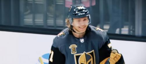 The Vegas Golden Knights have been a historic surprise this season. - [Image via NHL / YouTube Screencap]