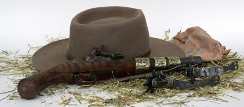 The Wild West when guns were needed. - [image credit- annca- pixabay.com]