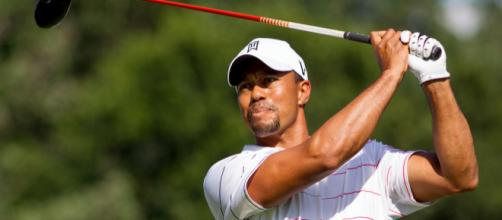 Tiger Woods is looking to capture another green jacket at the Masters. Photo Courtesy: Keith Allison via Flickr