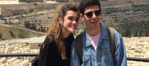 Alfred y Amaia, como dos turistas por las calles de Jerusalén ... - bekia.es