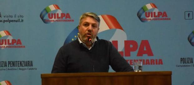 Angelo Urso - segretario generale UILPA Polizia Penitenziaria