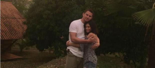 Channing Tatum and Jenna Dewan announce split. (Image via Instagram/Channing Tatum)