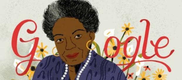 Chi è Maya Angelou? Protagonista del Doodle Google di oggi - newsly.it