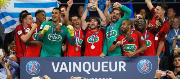 Coupe de France: un petit PSG sacré in extremis face à Angers - Le ... - leparisien.fr