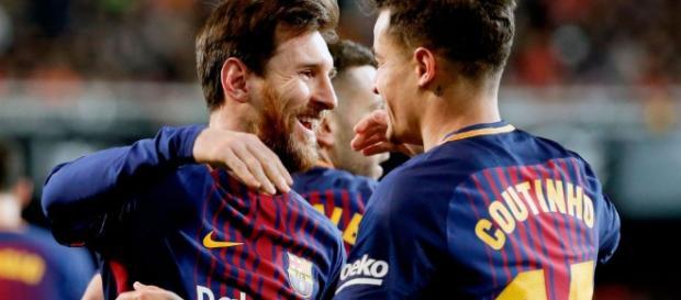 Coutinho avisa a Messi: el cambio de cromos con Neymar (y no es ... - diariogol.com