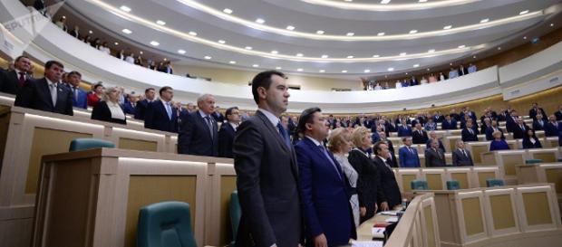El Senado ruso veta a los medios de prensa reconocidos como ... - sputniknews.com