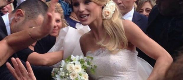 Hunziker Trussardi matrimonio in crisi?
