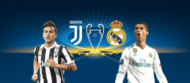 Juventus x Real Madrid ao vivo