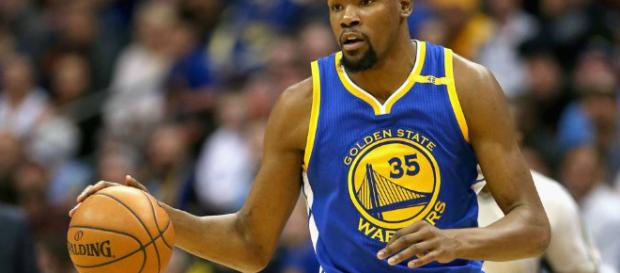 NBA playoffs 2017: Kevin Durant sits out Game 2 as Warriors 'err ... - sportingnews.com