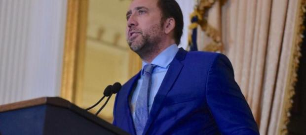 Nicolas Cage announces retirement from acting in 3-4 years to focus more on directing/YouTube.