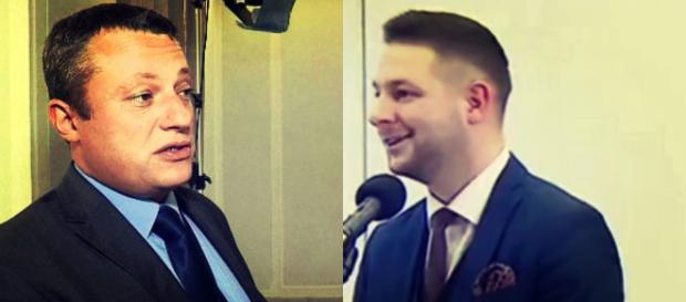 Patryk Jaki usadził pobudzonego dziennikarza TVN (foto: youtube.com)