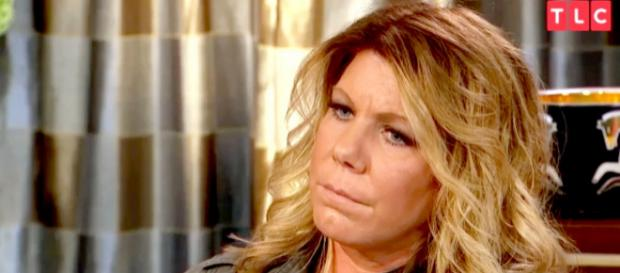 Sister Wives' Meri Brown opens up about loving her catfisher. - [Image via TLC / YouTube screenshot]