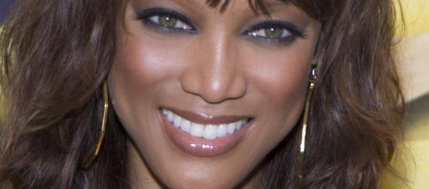Tyra Banks in 2011. Banks revealed an early-career nose job in her new book 'Perfect is Boring.' [Photo credit Glenn Francis via Wikipedia]