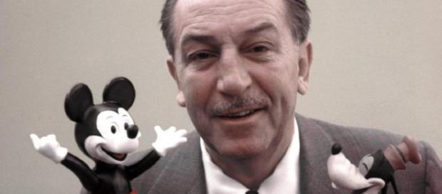 Walter Elias Disney é o nome de batismo do homem que ficou conhecido como Walt Disney