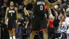 Los Rockets ruedan a una fácil ventaja de 1-0 contra el Jazz