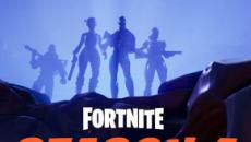 'Fortnite' will be releasing Season 4 tomorrow