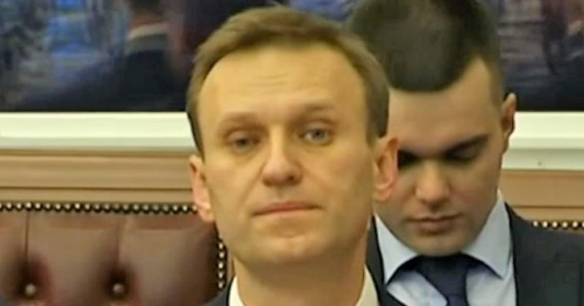 Alexei Navalny: Putin's political opposition