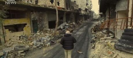 Creeping banality of brutality around the world. [image source: BBC NEWS - YouTube]