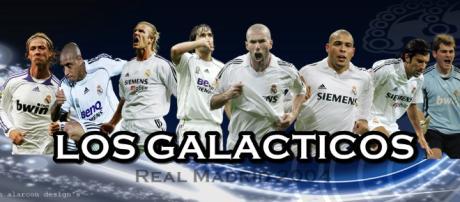 Un acercamiento galáctico al Real Madrid