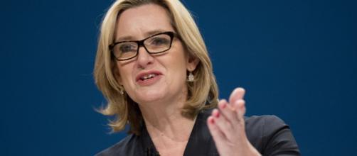 Amber Rudd to consider banning Hezbollah and 'distressing' Al Quds ... - timesofisrael.com