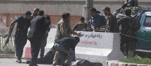 Ataque em Cabul: terrorista com credencial de imprensa