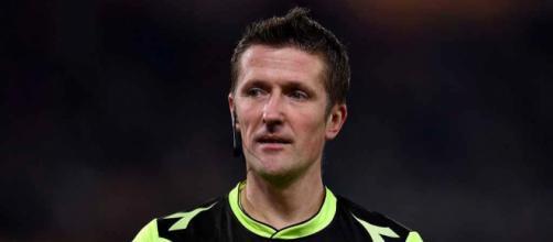 Daniele Orsato, arbitro di Inter-Juventus
