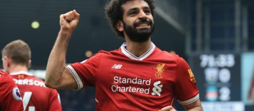El Liverpool ya puso precio a Salah