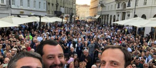 Fedriga (Lega) chiude a Trieste: «Io ho scelto la mia gente e la ... - triesteprima.it