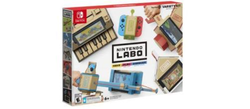 Kit de Variedad de Nintendo Labo.